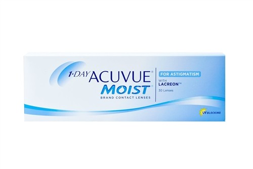 1 Day Acuvue Moist for Astigmatism - 30