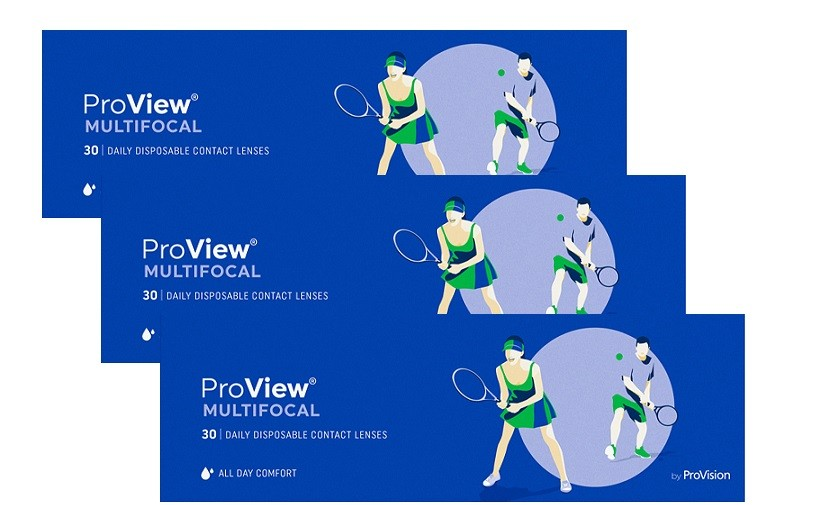 1 Day ProView Multifocal - 90
