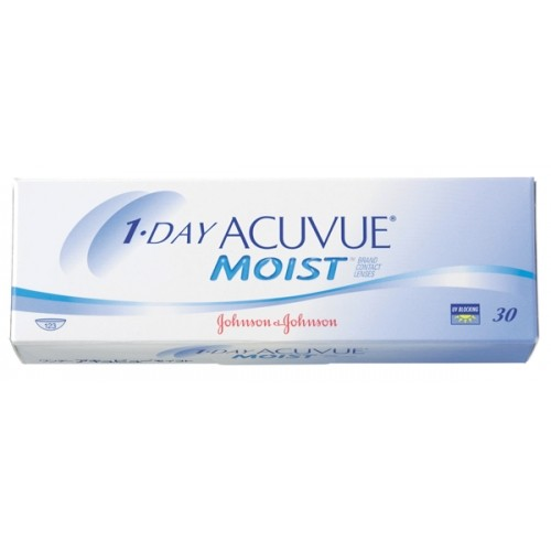 1 Day Acuvue Moist - 30
