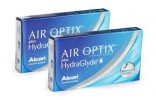 Air Optix with Hyrdraglyde (6months)
